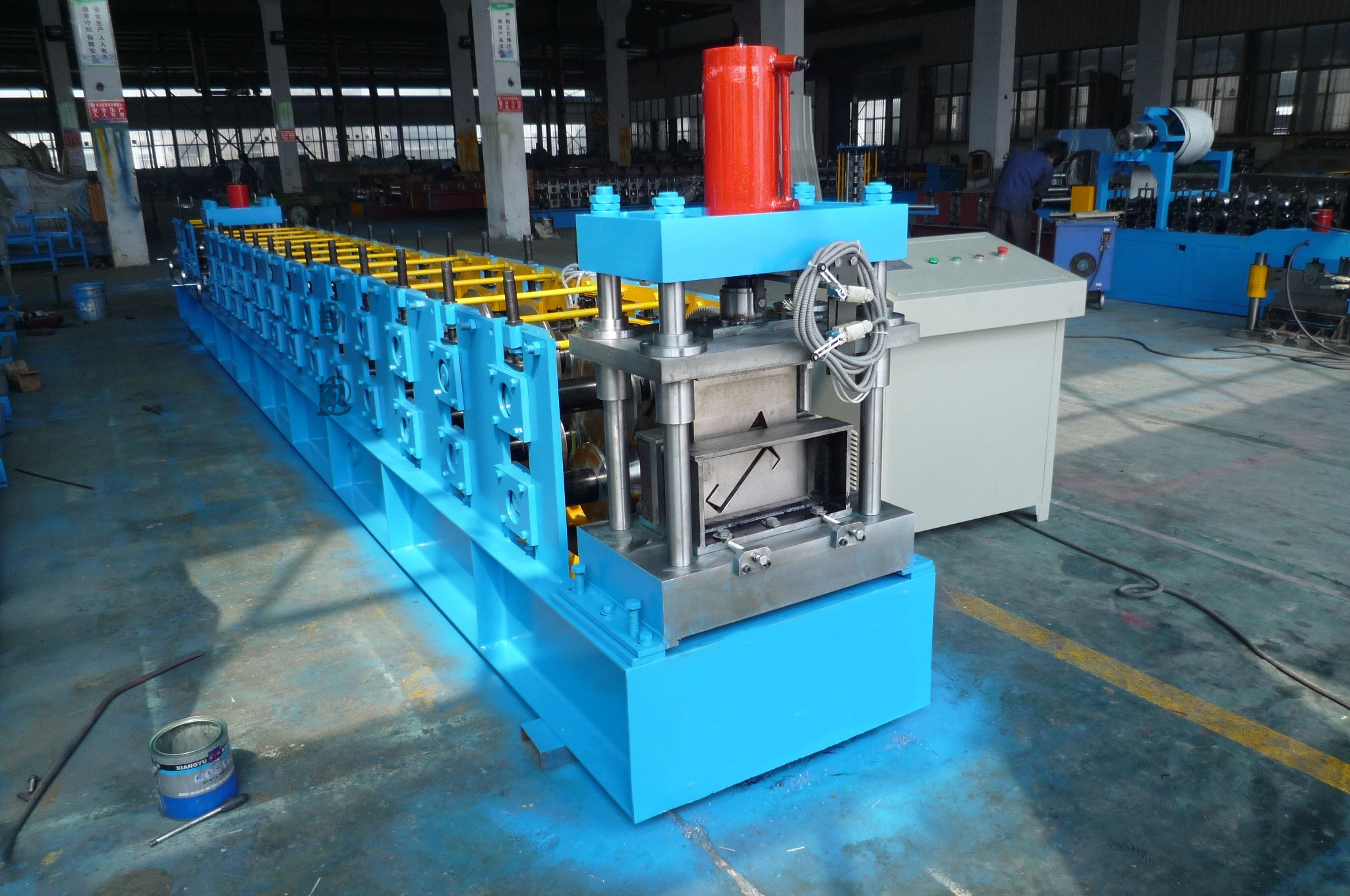 china latest news about How To Select A Good Roll Forming Machine Supplier?