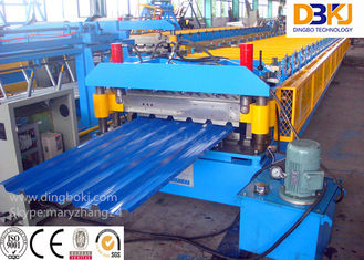 Double Layer Roof Panel Roll Forming Machine Exhibition Halls Use