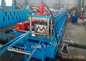 380V / 3phase GuardRail Roll Forming Machine Specialized in Guard Rail Panel