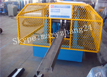 Max 600mm Feeding Width Z Shaped Stud And Track Roll Forming Machine