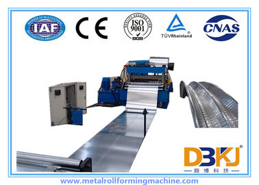 Automatic K span Roof Panel Roll Forming Machine 15 Meters /min max speed