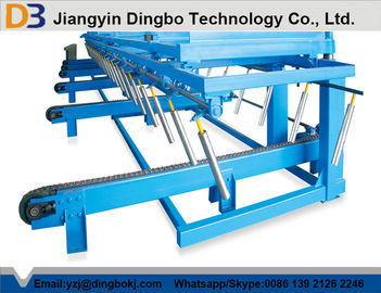 Hydraulic 2.2 KW Automatic Stacking Machine Roof / Wall Forming Machine