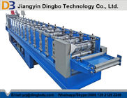 الصين Galvanized Metal Roof Ridge Cap Roll Forming Machine with 2 Years Warranty مصنع